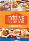 Libro Cocine Sin Misterios libro coleccionable por fasciculos con el periodico El Tiempo