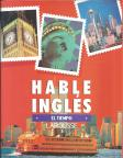 Libro Hable Ingles se colecciono por fasciculos con el periodico El Tiempo
