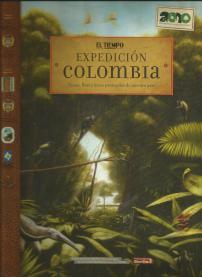 Expedicion Colombia frontal