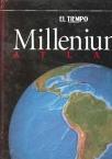 Atlas Millenion libro coleccionado por fasciculos con el periodico El Tiempo