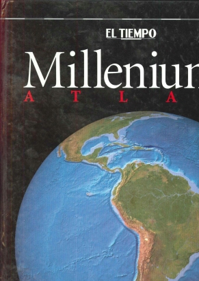 Libros,Atlas Millenium,El Tiempo,