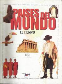 Libro Paises Del Mundo coleccion por fasciculos con el periodico El Tempo