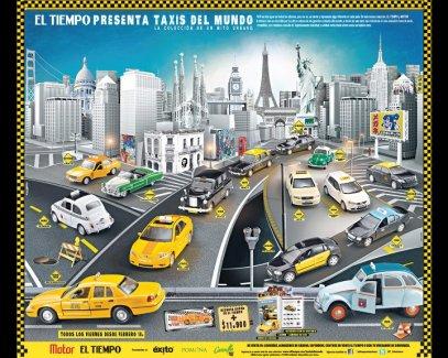 Taxis del Mundo 1