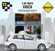 Taxis del Mundo 12