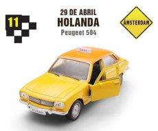 Taxis del Mundo 14
