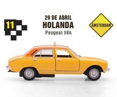 Taxis del Mundo 16