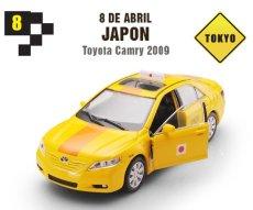 Taxis del Mundo 25