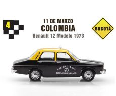 Taxis del Mundo 40