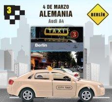 Taxis del Mundo 46
