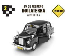 Taxis del Mundo 47