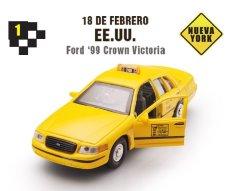 Taxis del Mundo 50