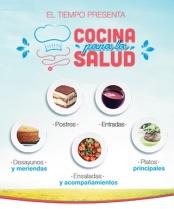 cocina  para la salud