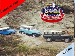 carros colombia ll