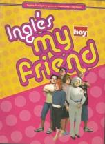 INGLES MY FRIEND PERIODICO HOY