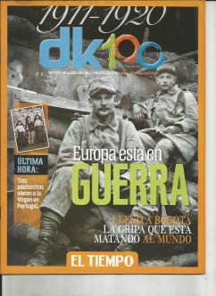 Revista DK100 - 1911 - 1920 El Tiempo