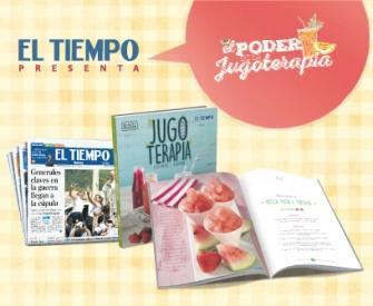 JUGOTERAPIA DE EL TIEMPO