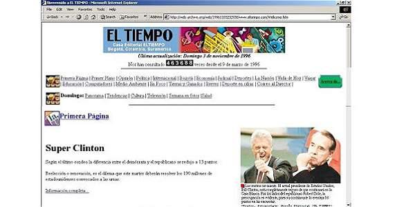 HISTORIA EL TIEMPO.COM- INTERNET 2