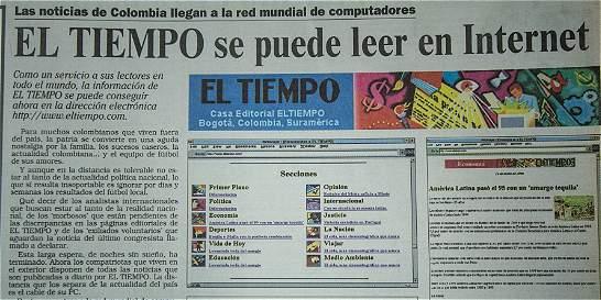 HISTORIA EL TIEMPO.COM INTERNET