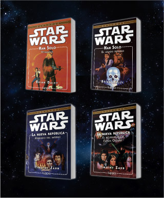Star Wars Colecciones El Tiempo 1