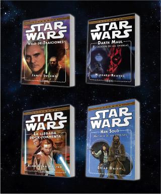 Star Wars Colecciones El Tiempo 2