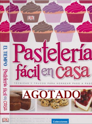 pasteleria AGOTADO