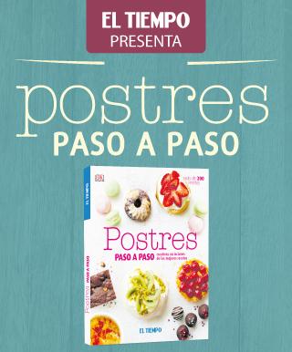POSTRES PASO A PASO EL TIEMPO 01