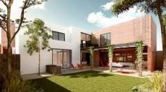 Fachadas y Jardines de Casas 18