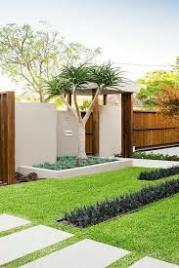 Fachadas y Jardines de Casas 19